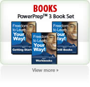PowerPrep Books